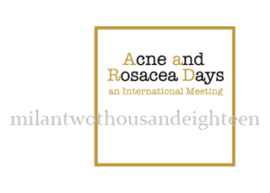 Acne and Rosacea Days 2018